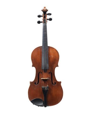 A Neapolitan Violin attributed to Eberle (3)