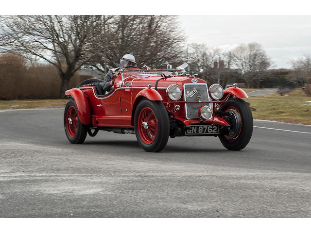 1930 OM  665 SS MM Superba 2.3 Litre Supercharged
