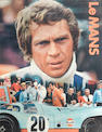 A Cinema Centre Films 'Le Mans' poster, copyright 1971,