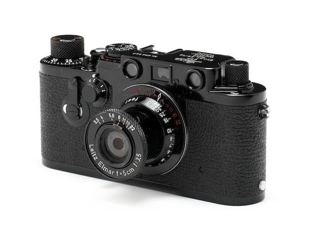 Leica IIIf, 1954,