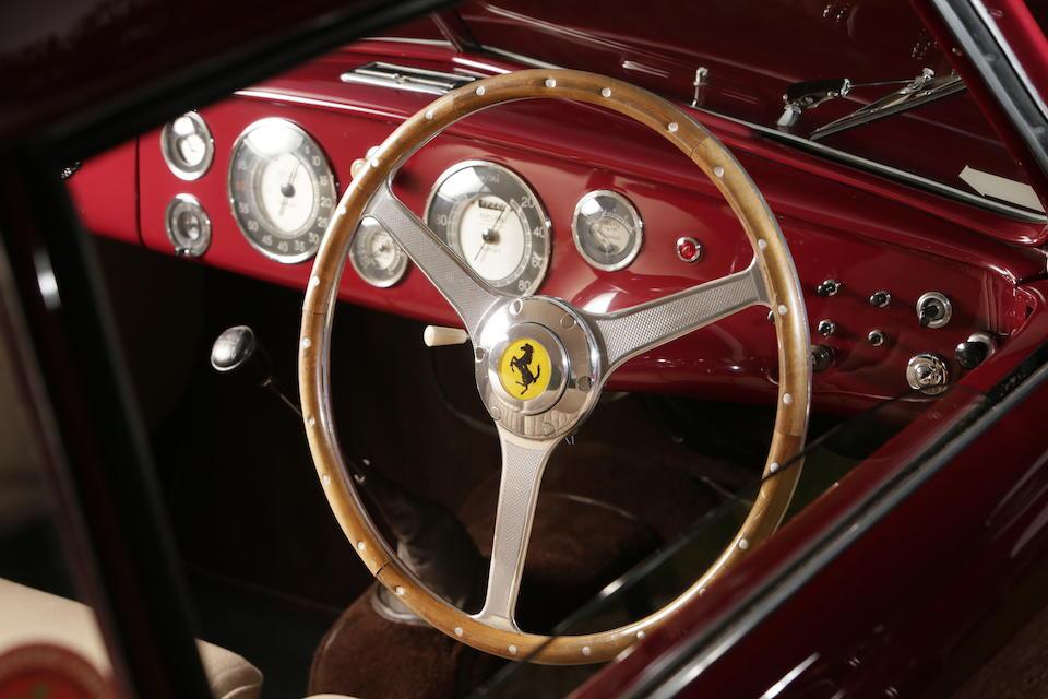 Ferrari Classiche certified,1949 Ferrari  Tipo 166 Inter Coupé  Chassis no. 017S Engine no. 017S