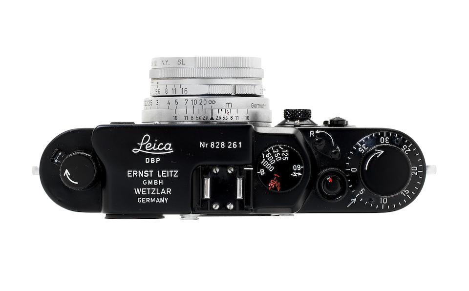 Leica IIIg, 1956,