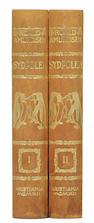 AMUNDSEN (ROALD) Sydpolen. Den Norske Sydpolsfærd med Fram 1910-1912, 2 vol., [Copenhagen], Gyldendalske, [1912]