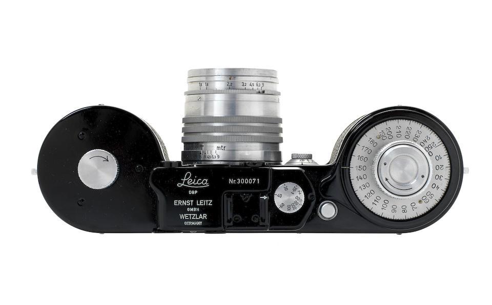 Leica 250GG Reporter, 1938,