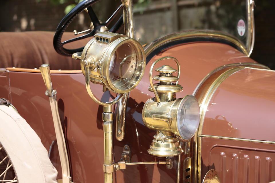 1913 Minerva Type DD 14hp Victoria Tourer  Chassis no. 17117 Engine no. 17184