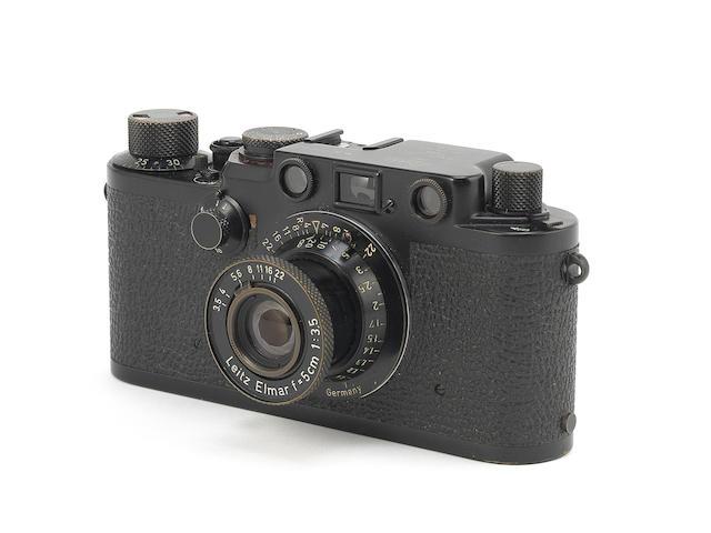 Leica IIIf, 1956,