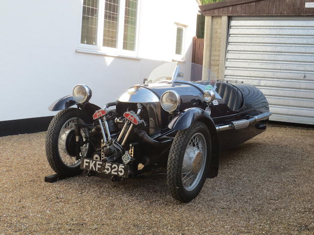 Property of a deceased's estate,1938 Morgan Super Sports  Chassis no. D1856 Engine no. MX4 924