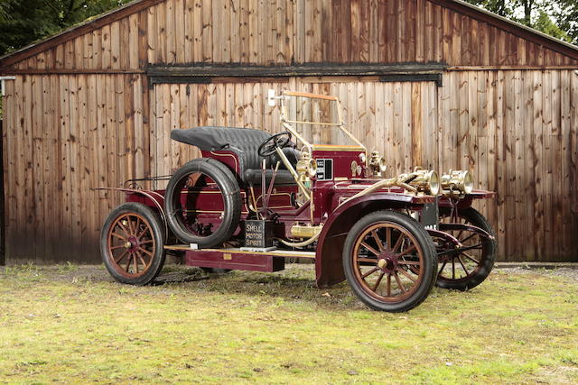 1906 Talbot Type CT4-0B 20/24hp Two-seater  Chassis no. 2018 Engine no. 124