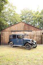 1938 Austin 12/4 'Low Loader' London Taxi Cab  Chassis no. 81611 Engine no. 82171