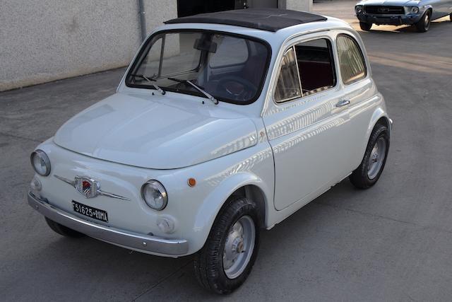 1970 FIAT 500 L Giannini TV