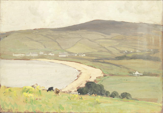 James Humbert Craig (Irish, 1878-1944) Cushendun