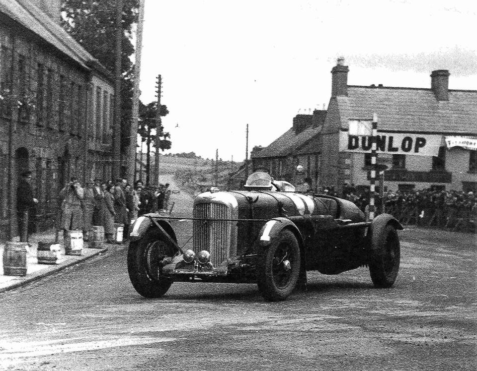 The ex-Lord Howe/Hon. Brian Lewis/John Hindmarsh/Charles Brackenbury/C.E.C.Martin/Marcel Lehoux - 1936 Grand Prix de L'ACF, 1936 and 1937 RAC Tourist Trophy,1936 BRDC Brooklands 500-Mile Race, 1937 Le Mans, 1952 Goodwood Nine Hours entry and Alan Hess Sports Car record breaking, Fox & Nicholl Team Car  'EPE 97' ,1936 Lagonda LG45R Rapide Sports-Racing Two-Seater  Chassis no. 12111 Engine no. 12111