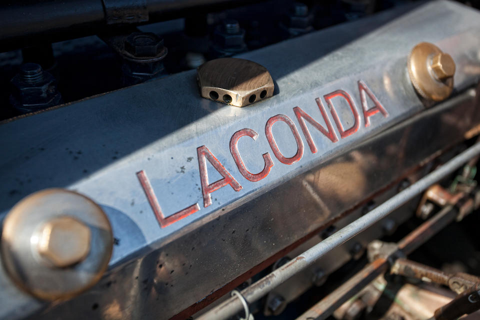 1931 Lagonda 2-Litre Low Chassis T3 Tourer  Chassis no. OH10067 Engine no. 2B 1068