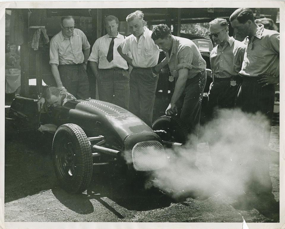 1948 Djinn Monoposto Racing Special