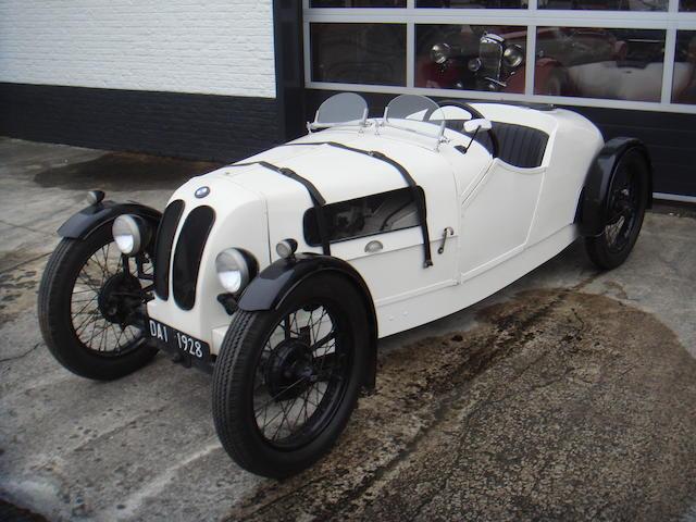 1927 Dixi DA1 Barchetta  Chassis no. 10163 Engine no. 10163