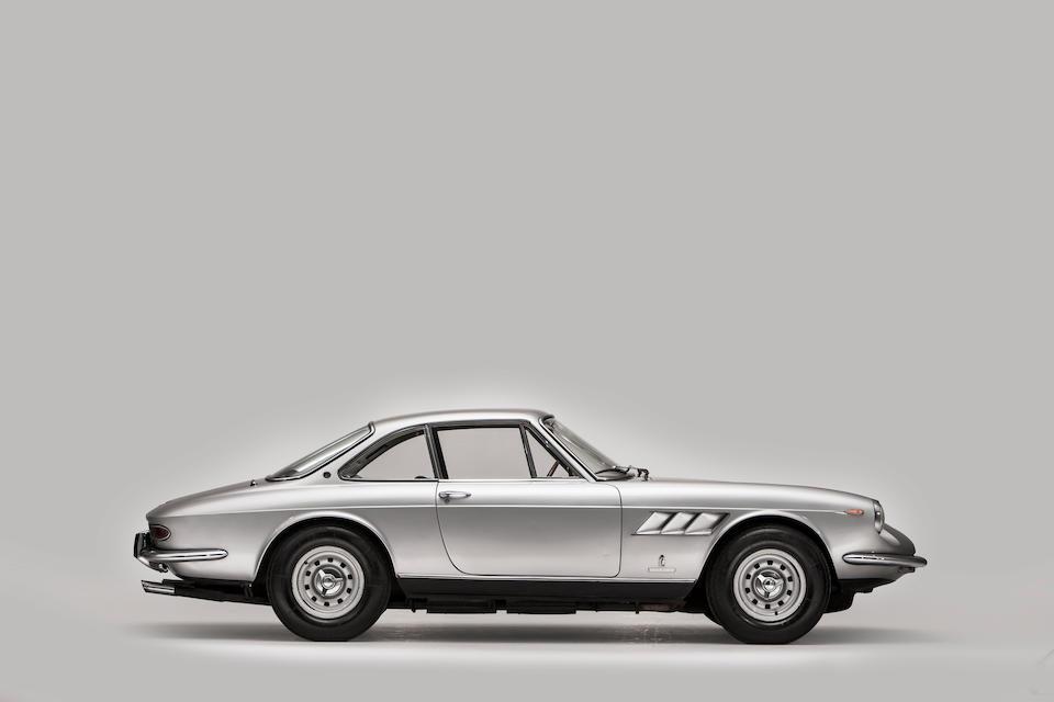 1968 Ferrari 330 GTC Coupé  Chassis no. 11265 Engine no. 11265
