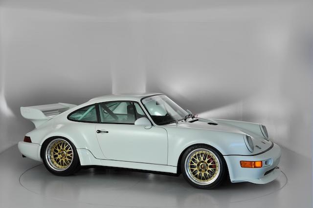 1993 Porsche 911 Type 964 Carrera RSR 3.8-Litre Competition Coupé  Chassis no. WPOZZZ96ZPS496067 Engine no. 62P85569