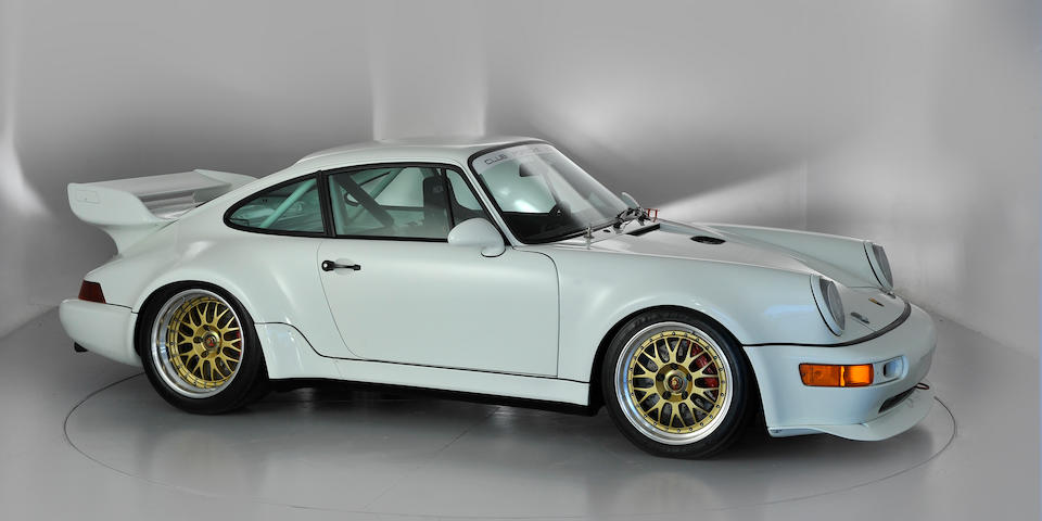 1993 Porsche 911 Type 964 Carrera RSR 3.8-Litre Competition Coupé  Chassis no. WPOZZZ96ZPS496067 Engine no. 62P85569