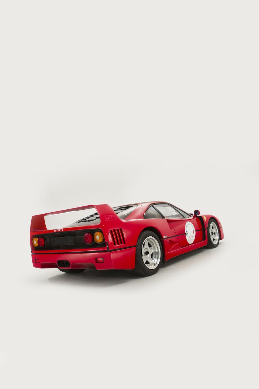 1991 Ferrari F40 Berlinetta  Chassis no. ZFFGJ34B000089460
