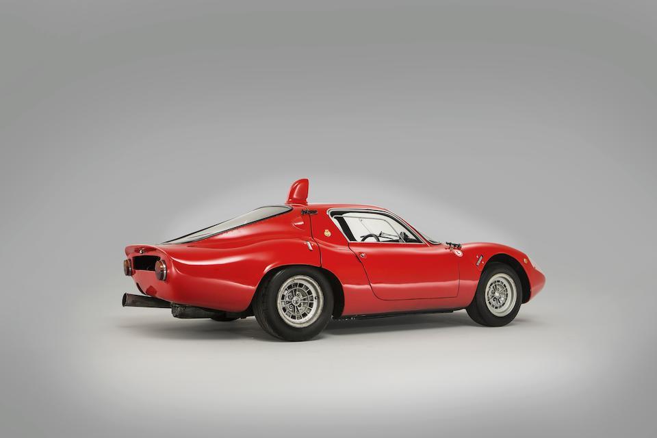 1967 Abarth 1300OT Periscopica Coupé  Chassis no. 137C/0038