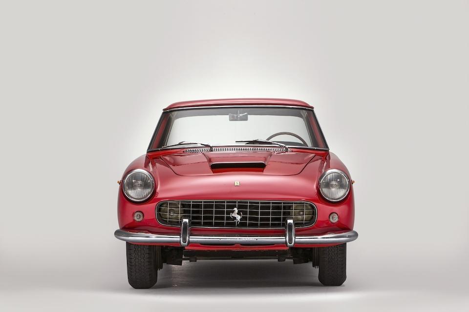 1959 Ferrari 250 GT Pinin Farina Coupé  Chassis no. 1255GT Engine no. 1255GT