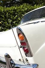 1963 Daimler SP250 Roadster  Chassis no. 104270 Engine no. 97503