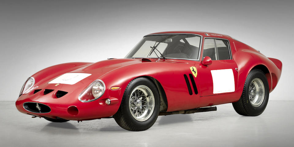 FERRARI 250 GTO ACHIEVES $38,115,000 (£22,843,633)A New World Auction Record At Bonhams Quail Lodge Sale