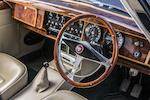 1962 Jaguar Mk2 3.8-Litre 'Vicarage' Sports Saloon  Chassis no. 208190DN Engine no. LC2159-8
