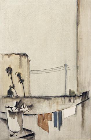 Sohrab Sepehri (Iran, 1928-1980) The Hanging Clothes