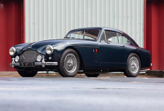 1958 Aston Martin DB MkIII Saloon  Chassis no. AM300/3/1506 Engine no. DBA/1107