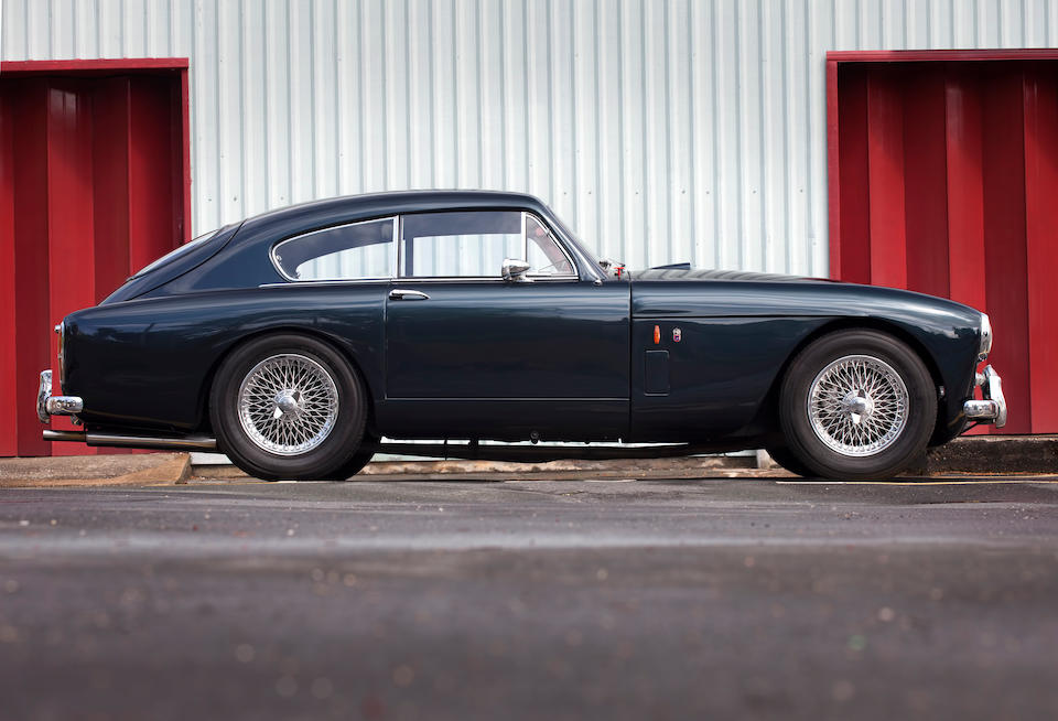 1958 Aston Martin DB MkIII Saloon  Chassis no. AM300/3/1506 Engine no. DBA/1107