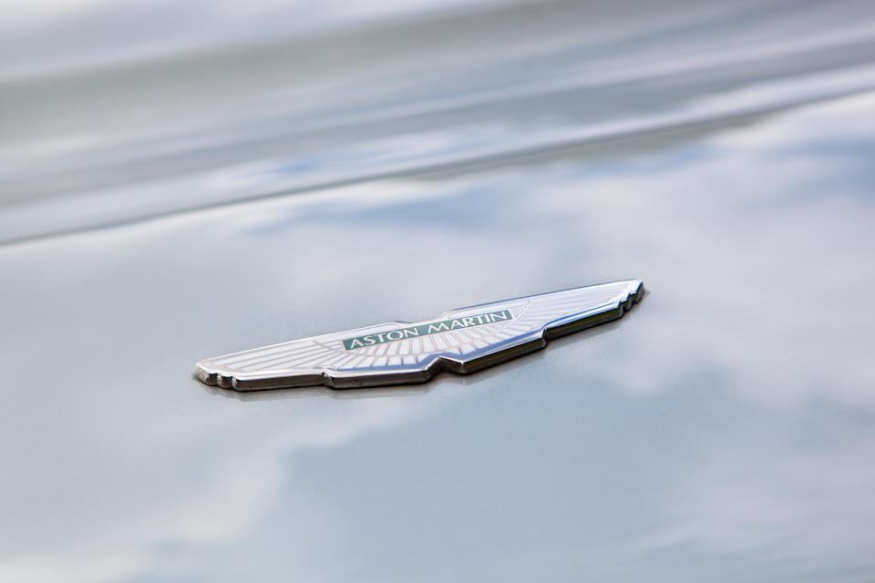 1983 Aston Martin V8 Vantage X-Pack Sports Saloon  Chassis no. SCFCV81V9ETR12379 Engine no. V/580/2379/X