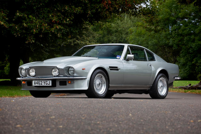 1983 Aston Martin V8 Vantage X-Pack Sports Saloon  Chassis no. SCFCV81V9ETR12379 Engine no. V/580/2379/X