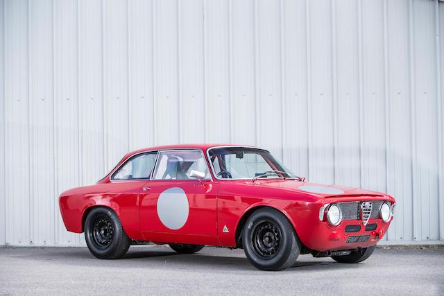 1965 Alfa Romeo Giulia Sprint GTA Coupé  Chassis no. AR 752621 Engine no. AR 00502/A
