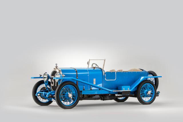1923 Chenard et Walcker 3.0-Litre 70/80hp Phaeton  Chassis no. 36275 Engine no. 32187