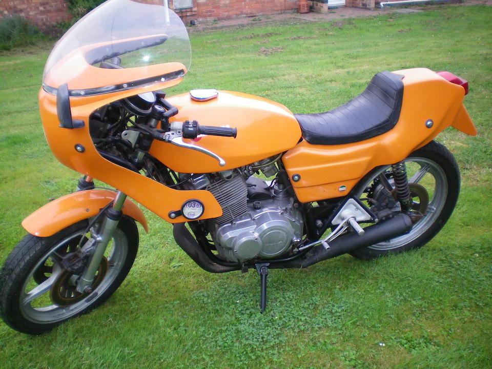 1978 Laverda 497cc 'Montjuic 2' (see text) Frame no. 1990 Engine no. 1990