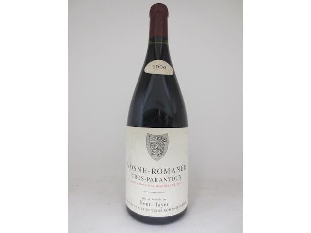 Vosne-Romanee, Cros Parantoux 1996 (1 magnum)