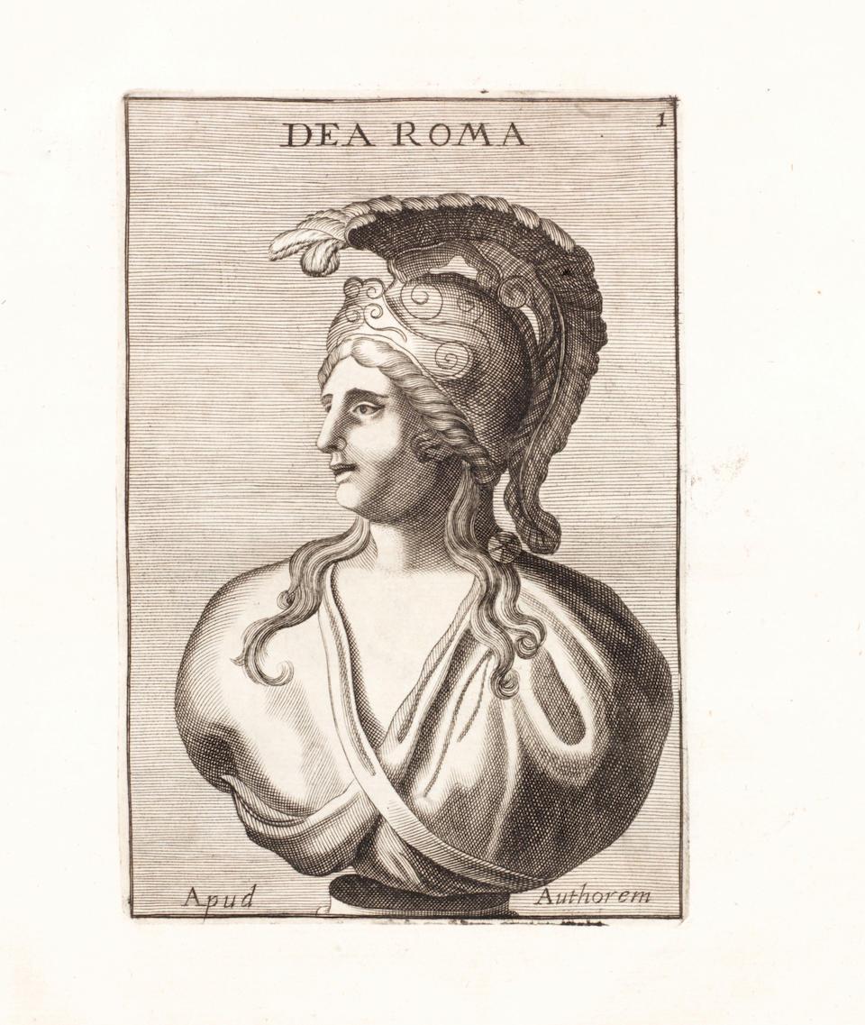 LA CHAUSSE, Michel Ange de., Romae, 1690