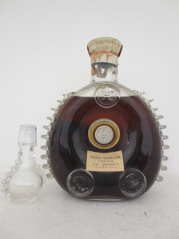 "Remy Martin Louis XIII, Very Old Grande Champagne Cognac, ""Age Unknown"" (1 decanter)"