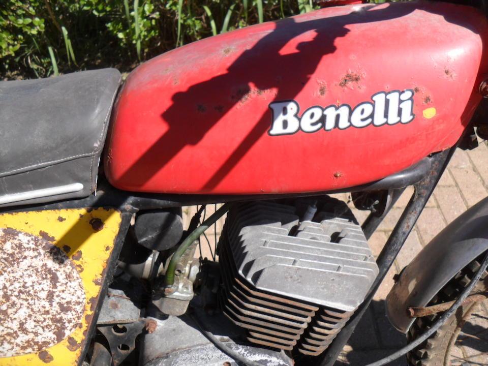 1972 Benelli 120cc 'Enduro 125' Project Frame no. 9731 Engine no. 4660