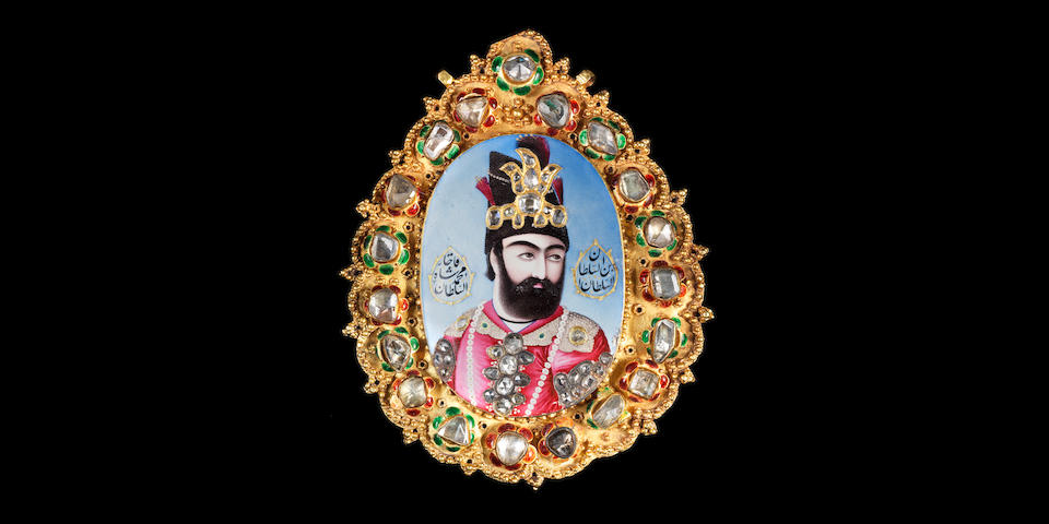 Important single-owner collection of Qajar Orders, Awards and Decorations to lead Bonhams sale of Islamic art