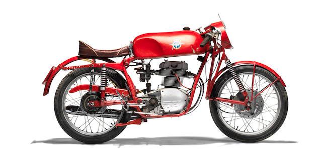 1954 MV Agusta 172.4 Super Sport Competizione Frame no. 409986 5V Engine no. 450363 5V