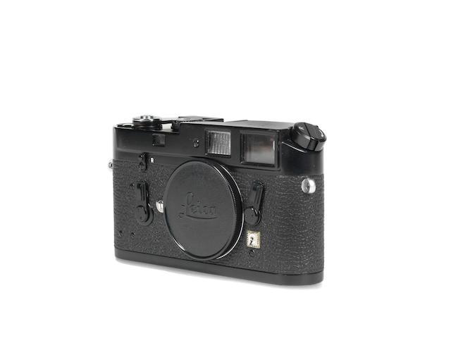 Leica M4-M, 1969