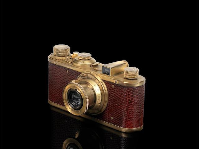 Leica I(c) Luxus  1930