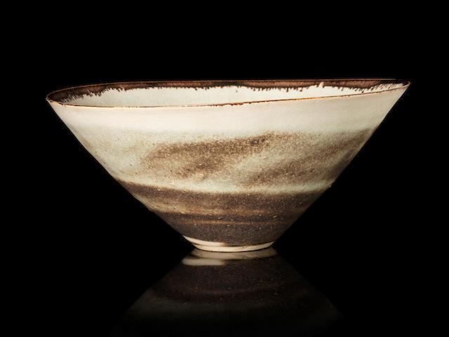 Dame Lucie Rie (Austrian, 1902-1995) A Bowl, circa 1968