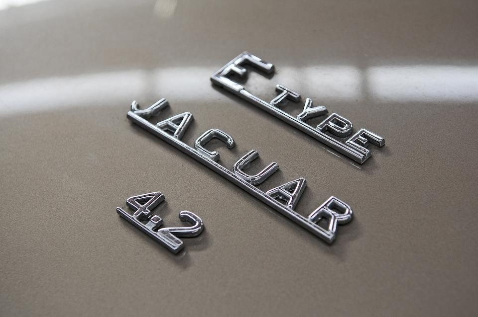 Matching numbers,1965 Jaguar E-Type 'Series 1' 4.2-Litre Roadster Chassis no. 1E11422 Engine no. 7E5301-9