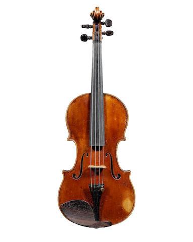 A Violin by Giovanni Francesco Pressenda, Turin circa 1828 (2)