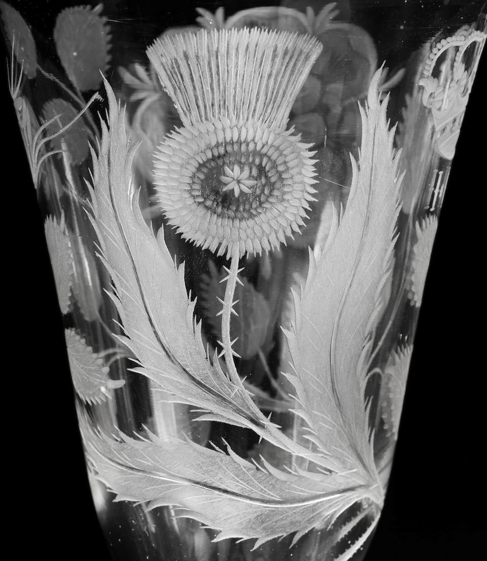The Hay Goblet: an important Jacobite goblet, circa 1768