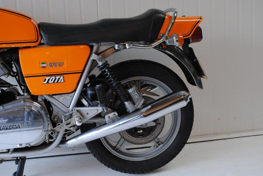 1980 Laverda 981cc Jota '180' Frame no. LAV1000-7061 Engine no. 1000-7061