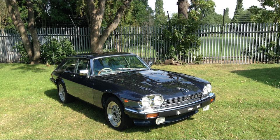 1987 Jaguar XJS HE AUTO